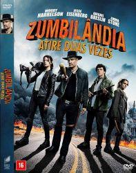 DVD ZUMBILANDIA ATIRE DUAS VEZES