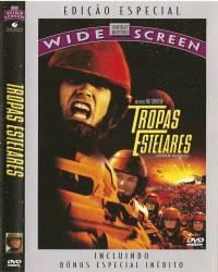DVD TROPAS ESTELARES