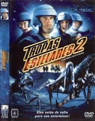 DVD TROPAS ESTELARES 2