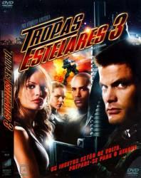 DVD TROPAS ESTELARES 3