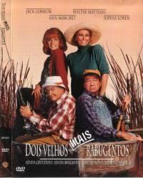 DVD DOIS VELHOS MAIS RABUGENTOS - SOPHIA LOREN