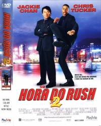 DVD A HORA DO RUSH 2 - JACKIE CHAN