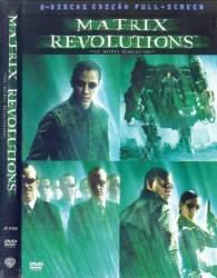 DVD MATRIX REVOLUTIONS