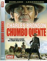 DVD CHUMBO QUENTE - CHARLES BRONSON- FAROESTE - 1972
