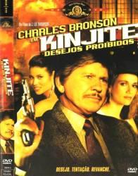 DVD KINJITE - DESEJOS PROIBIDOS - CHARLES BRONSON - DUBLADO