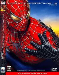 DVD HOMEM ARANHA - 3
