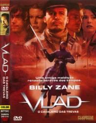 DVD VLAD - O CAVALEIRO DAS TREVAS - BILLY ZANE