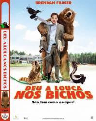 DVD DEU A LOUCA NOS BICHOS