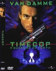 DVD TIMECOP - O GUARDIAO DO TEMPO - VAN DAMME