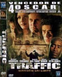 DVD TRAFFIC - NINGUEM SAI LIMPO