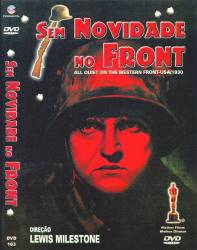 DVD SEM NOVIDADES NO FRONT - GUERRA - 1930