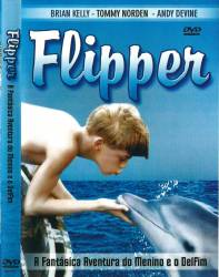 DVD FLIPPER - A FANTASTICA AVENTURA DO MENINO E O DELFIM - 1964