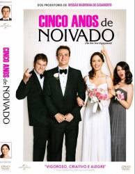 DVD CINCO ANOS DE NOIVADO