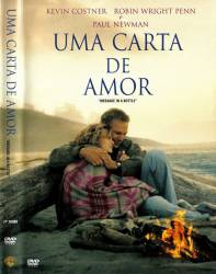 DVD UMA CARTA DE AMOR - KEVIN COSTNER - LEGENDADO - 1999