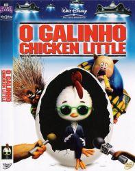 DVD O GALINHO CHIKEN LITTLE