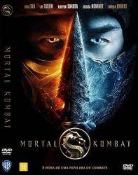 DVD MORTAL KOMBAT 2021