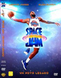 DVD SPACE JAM 2021 - UM NOVO LEGADO