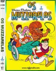 DVD OS MUZZARELAS 1972 - 2 DVDs - DUBLADO