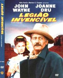 DVD LEGIAO INVENCIVEL - JOHN WAYNE - FAROESTE - 1949