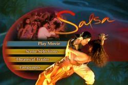 DVD SALSA - ROBBY ROSA - 1988