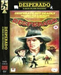 DVD DESPERADO - A SAGA DE UM FUGITIVO