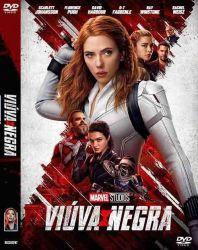 DVD VIUVA NEGRA