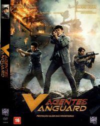 DVD AGENTES VANGUARD - JACKIE CHAN