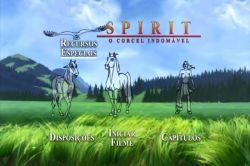 DVD SPIRIT O CORCEL INDOMAVEL