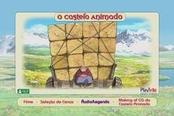 DVD O CASTELO ANIMADO