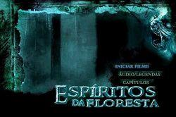 DVD ESPIRITOS DA FLORESTA - ADRIAN PAUL