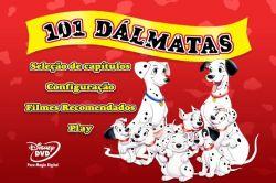 DVD 101 DALMATAS - 1961