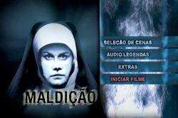 DVD MALDIÇAO - REZE PARA NAO VE-LA