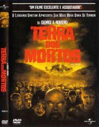 DVD TERRA DOS MORTOS - SIMON BAKER