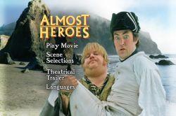 DVD OS QUASE HEROIS - CRIS FARLEY