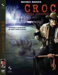 DVD CROC - A FERA ASSASSINA - MICHAEL MADSON
