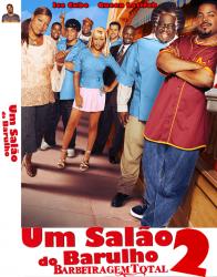 DVD UM SALAO DO BARULHO 2 - BARBEIRAGEM TOTAL