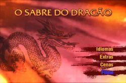 DVD O SABRE DO DRAGAO 1