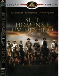 DVD SETE HOMENS E UM DESTINO - 1960