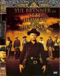 DVD SETE HOMENS E UM DESTINO 2 - O RETORNO - 1966