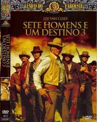 DVD SETE HOMENS E UM DESTINO 3 - FAROESTE - 1972