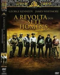 DVD A REVOLTA DOS SETE HOMENS - 1969