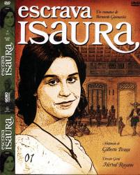 DVD ESCRAVA ISAURA - TELE NOVELA - 5 DVDs