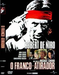 DVD O FRANCO ATIRADOR - ROBERT DE NIRO