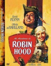 DVD AS AVENTURAS DE ROBIN HOOD - 1938