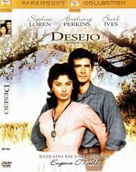 DVD DESEJO - SOPHIA LOREN