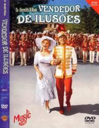 DVD VENDEDOR DE ILUSOES - MUSICAL - 1961