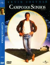 DVD CAMPO DOS SONHOS - DUBLADO