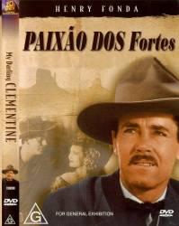 DVD PAIXAO DOS FORTES - HENRY FONDA - FAROESTE - 1946