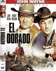 DVD EL DORADO - JOHN WAYNE - FAROESTE - 1966