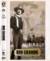 DVD RIO GRANDE - JOHN WAYNE- 1950